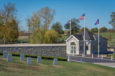 Higginsville Veteran's Cemetery-4
