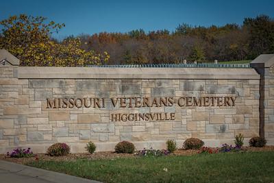Higginsville Veteran's Cemetery