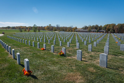Higginsville Veteran's Cemetery-2