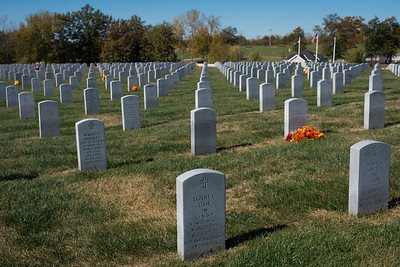 Higginsville Veteran's Cemetery-3