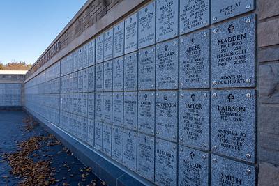 Higginsville Veteran's Cemetery-1