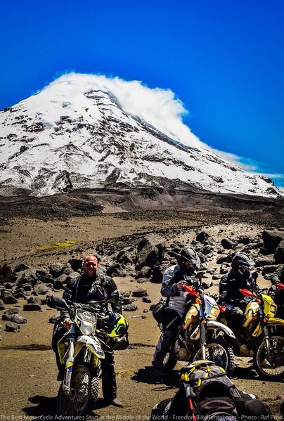 High Andes, Deep Amazon Tour January 22-31, 2018