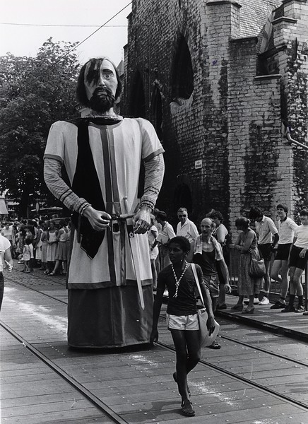 Openingsstoet, 1983.