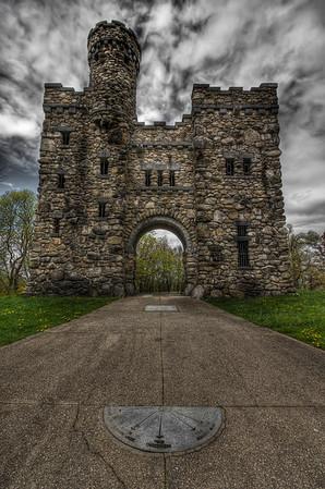 The Bancroft Tower Castle