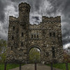 """The Bancroft Tower Castle"""