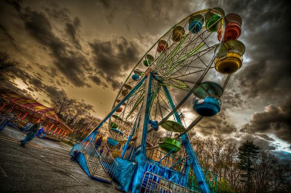 Amusement Park Images
