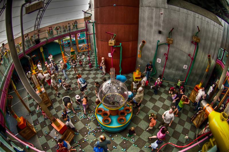"""Inside Dr. Bigglesworth's Loopy Lab""<br /> Story Land<br /> Glen, NH<br /> August 27th, 2010"