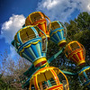 """""""The Balloon Ride at Storyland""""<br /> August 2011"""