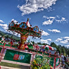 """Rockin' Around the Christmas Tree Ride""<br /> <br /> Santa's Village<br /> Jefferson, NH<br /> August 27th, 2010"