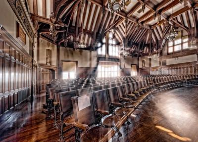"""""""Mabel Hoyle Knipe Auditorium"""""""
