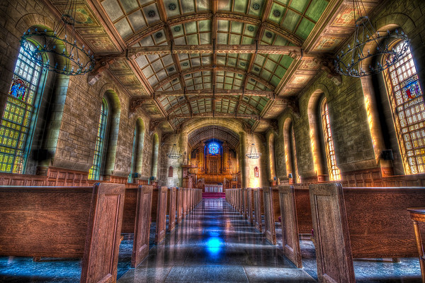 Harkness Chapel