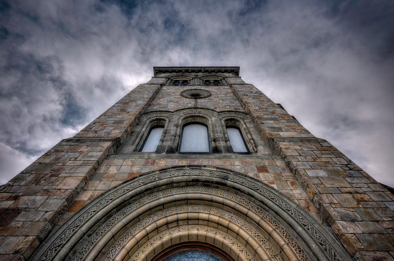 """First Parish Church in Plymouth, MA"""