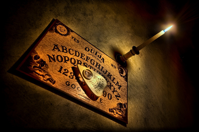 The OUIJA Board<br /> April 13th, 2010