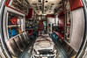 """""""Inside Res2Cue""""<br /> Acushnet Emergency Medical Services Rescue 2 Ambulance""""<br /> October 10th, 2010<br /> <br /> Hope to never need to see the inside of this....ever."""