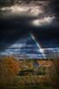 """""""Acushnet Rainbow""""<br /> October 29th, 2010"""
