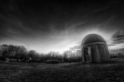 UMass Dartmouth Observatory March 21st, 2010