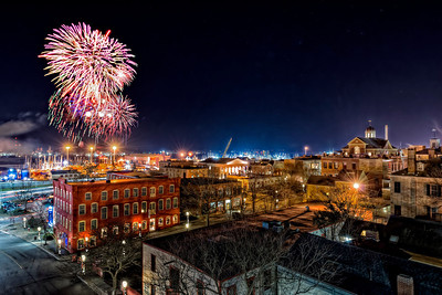 Happy New Years from New Bedford!