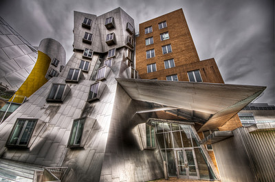 """Frank Gehry's Creative Disorder"""