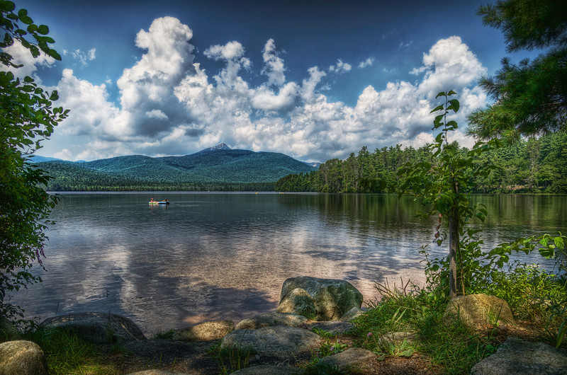 """Lake Chocorua""<br /> New Hampshire<br /> August 20th, 2011"