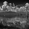 """Lake Chocorua in Black & White""<br /> New Hampshire<br /> August 20th, 2011"