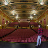 """""""Standing in the Proscenium""""<br /> <br /> The Stadium Theatre<br /> March 2nd, 2011"""