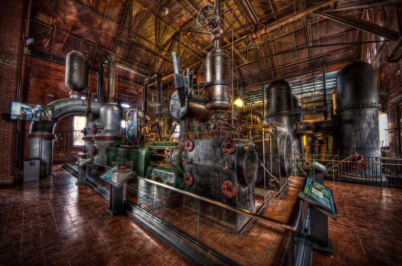 """The Great Engines Room""<br /> March 9th, 2012"