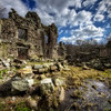 """Dreamy Ruins""<br /> Acushnet, MA<br /> February 25th, 2012"