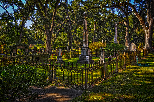 Cemetery, Washington LA