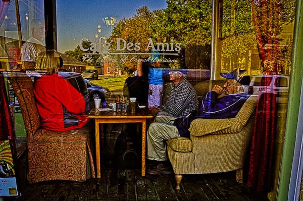 Cafe des Amis, Breaux Bridge