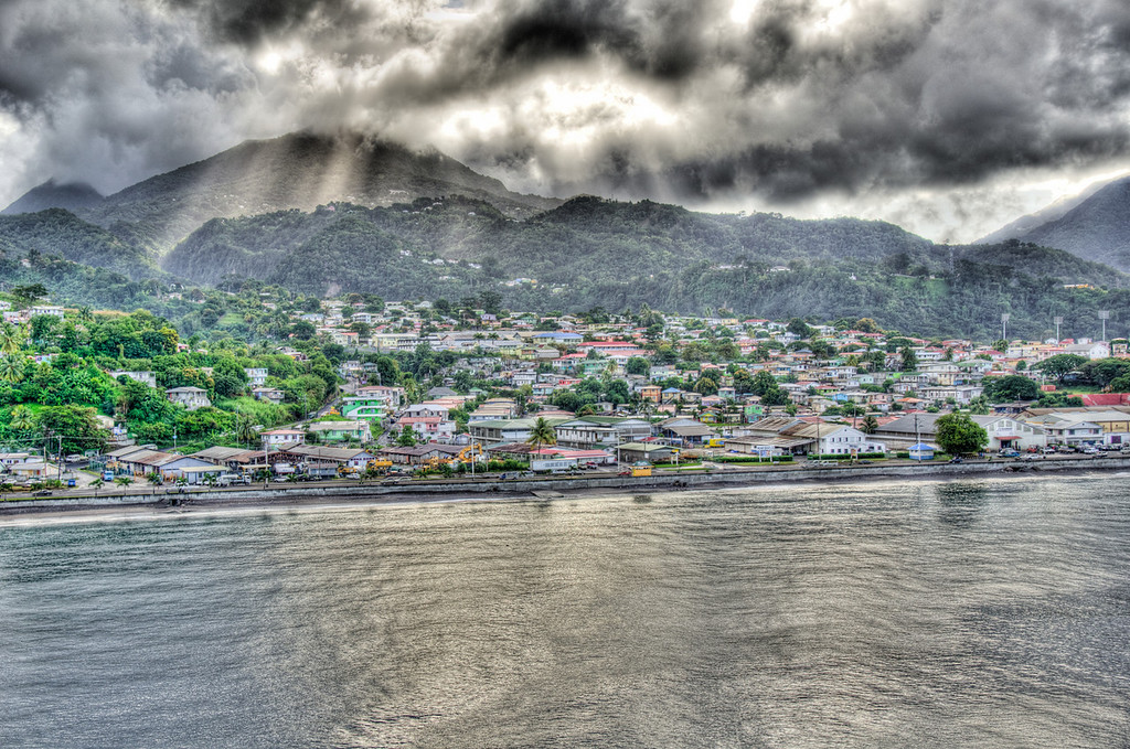 Dominica2  ©2011 Harvey Cooper