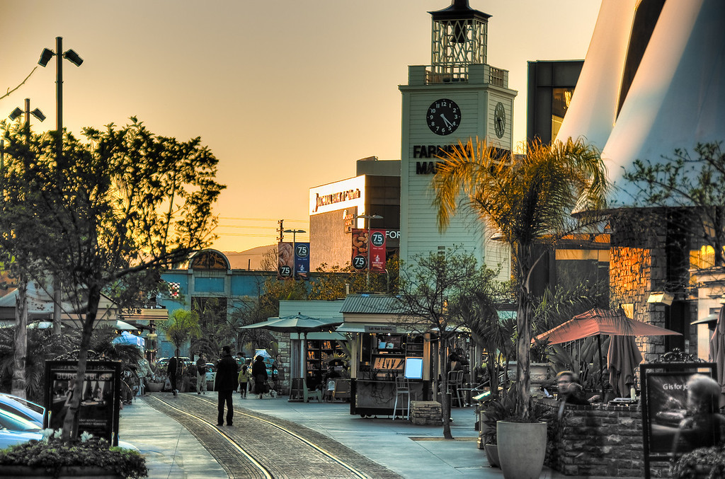 Farmers Market, Los Angeles,  HDR<br /> © Harvey Cooper 2009
