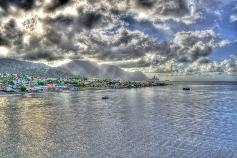 Dominica ©2011 Harvey Cooper