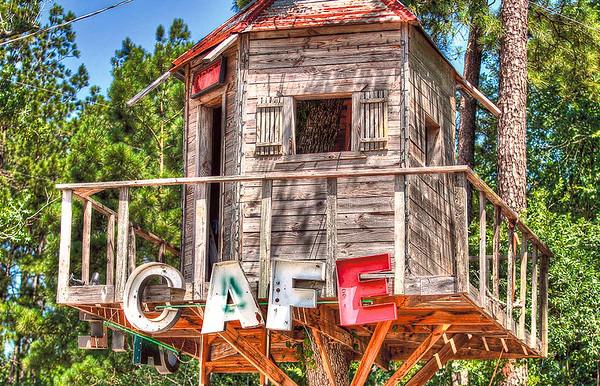 Cafe Closeup