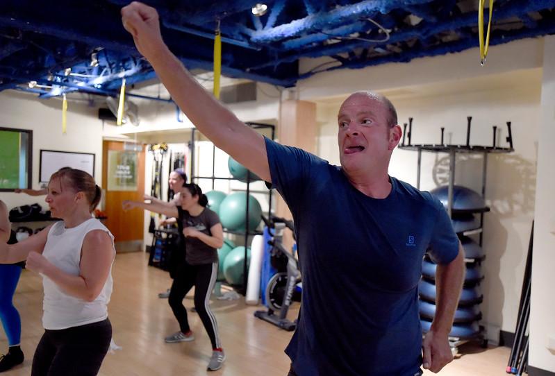High Fitness Aerobics