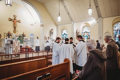 5510 St  Patricks Latin Mass social