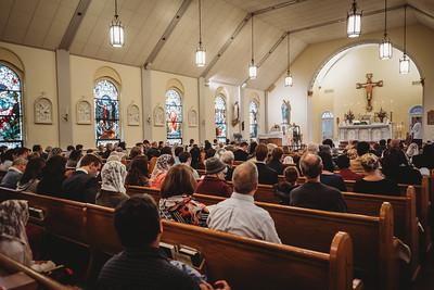 5540 St  Patricks Latin Mass social