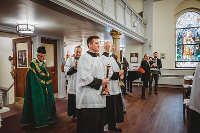 5442 St  Patricks Latin Mass social