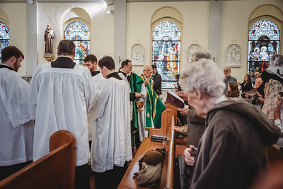 5462 St  Patricks Latin Mass social