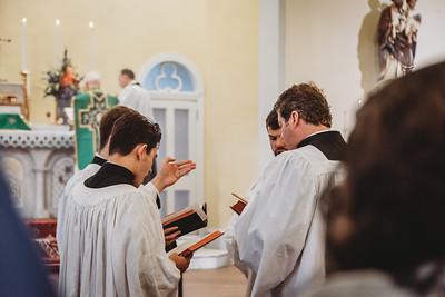 5504 St  Patricks Latin Mass social