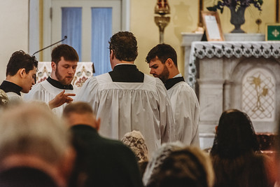 5491 St  Patricks Latin Mass social