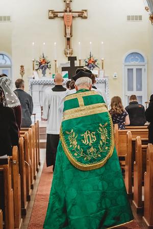 5453 St  Patricks Latin Mass social