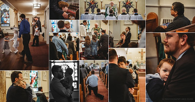 Fathers Dads Catholic Church collage