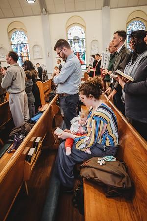 5508 St  Patricks Latin Mass social