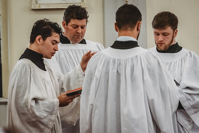 5458 St  Patricks Latin Mass social
