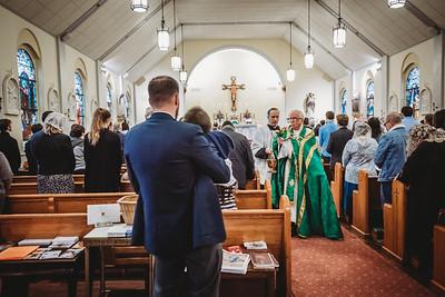 5465 St  Patricks Latin Mass social