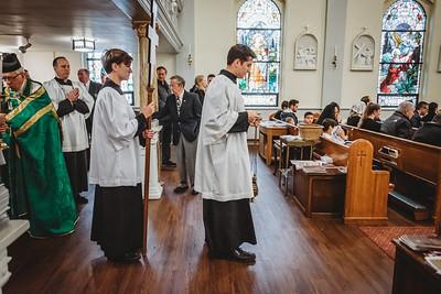 5438 St  Patricks Latin Mass social
