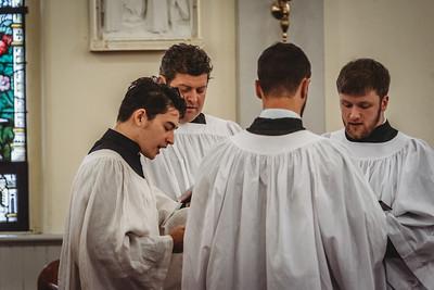 5456 St  Patricks Latin Mass social