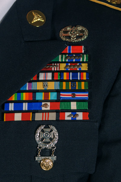 Army Medals and Awards, Johnston IA (April 2011)
