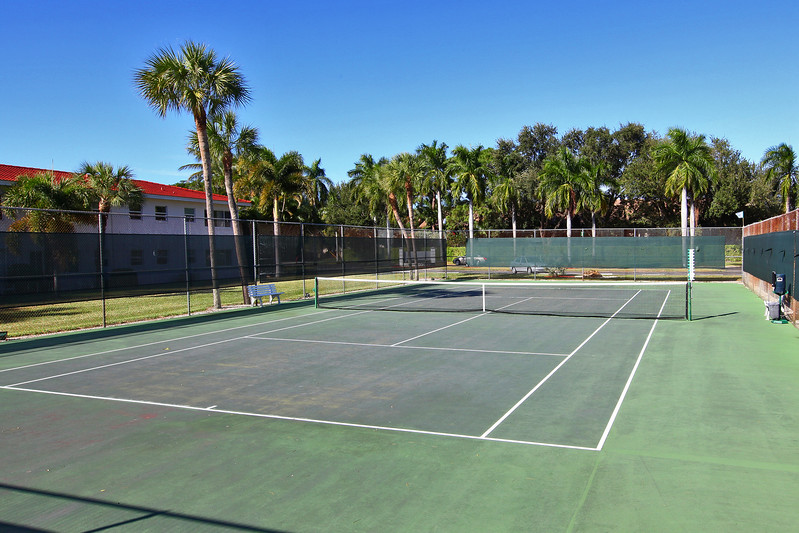 High Point Country Club Tennis