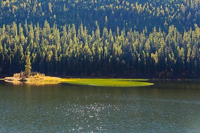 Salmon Lake, MT